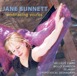 Album Jane Bunnett: Embracing Voices by Jane Bunnett