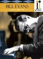 Jazz Icons: Bill Evans Live '64 - '75