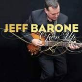 Album Open Up by Jeff Barone