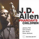 J.D. Allen: Pharoah's Children