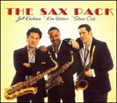 Album The Sax Pack by Jeff Kashiwa