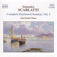 Domenico Scarlatti: Complete Keyboard Sonatas, Vol. 3