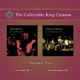 The Collectable King Crimson Volume Two