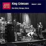 King Crimson: King Crimson: Park West, Chicago, Illinois August 7, 2008