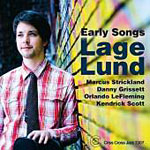 Album Early Songs by Lage Lund
