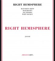 Right Hemisphere by Matthew Shipp