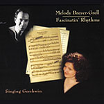 Melody Breyer-Grell: Fascinatin' Rhythms: Singing Gershwin
