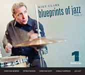 Album Blueprints of Jazz, Vol. 1 by Mike Clark