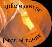 Mike Osborne: Force Of Nature