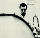Album Percussion Ensemble by Milford Graves