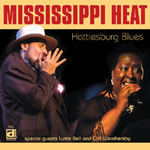 Album Hattiesburg Blues by Mississippi Heat