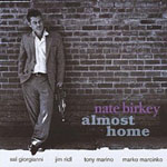 Album Almost Home by Nate Birkey