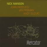 Album Mercator by Nick Manson