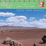 The Paul Hemmings Trio with John Tchicai: Letter From America