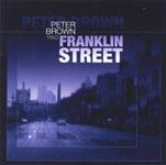 Album Franklin Street by Peter Brown