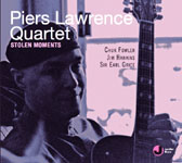Piers Lawrence Quartet: Stolen Moments