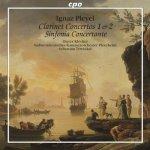Dieter Klocker, Sandra Arnold, Sudwestdeutsches Kammerorchester Pforzheim, Sebastian Tewinkel: Ignaz Pleyel: Clarinet Concertos 1 and 2; Sinfonia Concertante