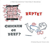 Album Chicken or Beef? by Reptet