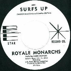 Album Surfs Up by Roger Stafford