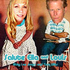 Album Salute Ella & Louis by Rickie Lee Jones