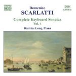 Domenico Scarlatti: Complete Keyboard Sonatas, Vol. 4 by Beatrice Long