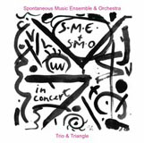 Album Trio & Triangle by Spontaneous Music Ensemble