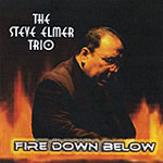 The Steve Elmer Trio: Fire Down Below