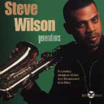 Album Generations by Steve Wilson