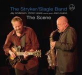 Album The Scene by Stryker Slagle Band