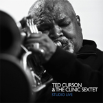 Album Ted Curson & The Clinic Sextet - Studio Live by Ted Curson