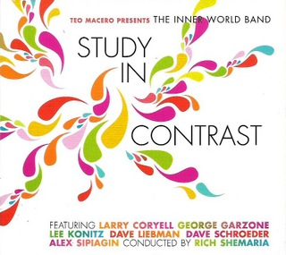 Album Study in Contrast by Teo Macero