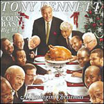 Tony Bennett: A Swingin' Christmas: Tony Bennett Featuring the Count Basie Big Band