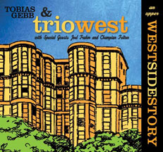 Album An Upper West Side Story by Trio West