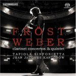 "Read ""Weber: Clarinet Concertos and Quintet"" reviewed by C. Michael Bailey"