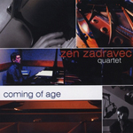 Album Coming of Age by Zen Zadravec