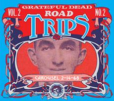 Grateful Dead: Grateful Dead: Road Trips - Volume 2 Number 2