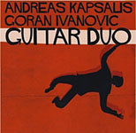 Album Guitar Duo by Andreas Kapsalis