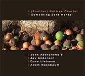 Album Something Sentimental by Adam Nussbaum