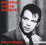 Album Hollis Avenue by Antonio Ciacca