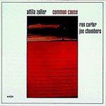 Album Common Cause by Attila Zoller