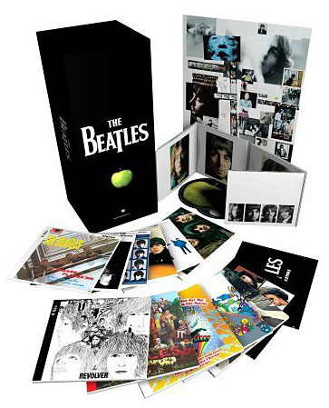 The Beatles: Masterful in 2009 by The Beatles