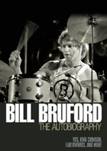 "Read ""Bill Bruford: The Autobiography Excerpt: Chapter 10: Is it different, being in jazz?"" reviewed by Bill Bruford"