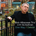 Album One Way / Detour by Bob Albanese