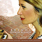 Recuerdos de Granada / Memoirs of Granada by Brenda Hopkins Miranda
