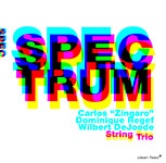 "Read ""Spectrum"" reviewed by Stuart Broomer"