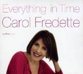 Everything In Time by Carol Fredette