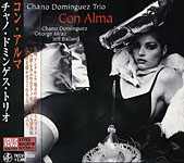 Chano Dominguez Trio: Con Alma