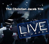 Album Live in Japan by Christian Jacob