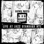 Album Live at Jazz Standard NYC by Dafnis Prieto