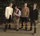 For Lydia and the Lion
